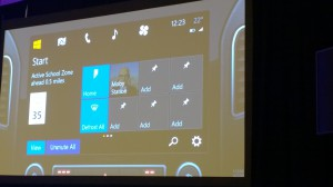Windows Embedded Automotive Concept 2