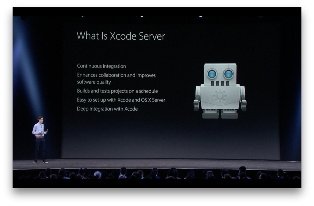 WWDC 2015 – Continuous Integration and Code Coverage in Xcode