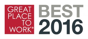 SOAT : Best Workplaces 2016 - Great Place To Work